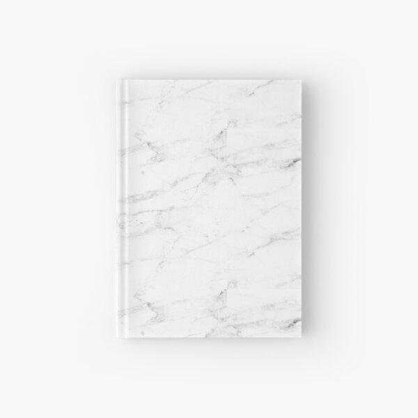 Marble Aesthetic Hardcover Journal