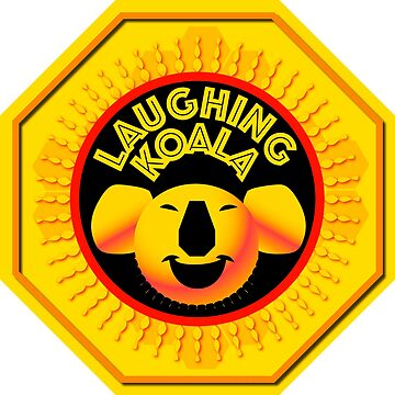 Laughing Koala Logo by SKVee