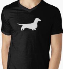 Dachshund Silhouette(s) T-Shirt