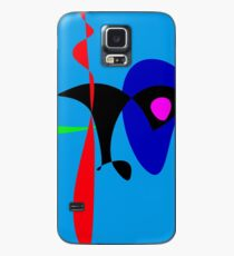 Abstract Expressionism Simple Digital Art Case/Skin for Samsung Galaxy
