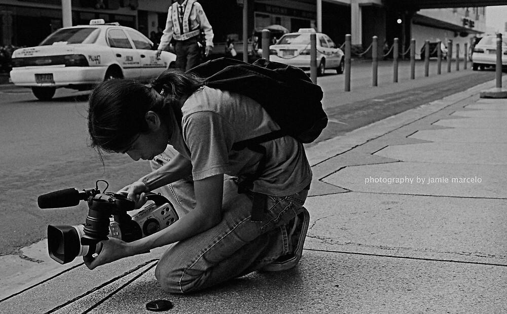 street filmaker by jamie marcelo