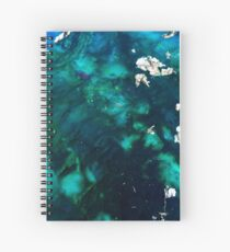 Gold Pond  Spiral Notebook
