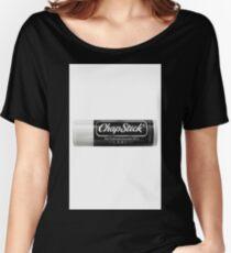 CHAPSTICK Women's Relaxed Fit T-Shirt