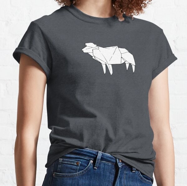 Origami Sheep Classic T-Shirt