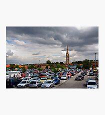 Grantham Photographic Print