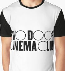 Two Door Cinema Club Graphic T-Shirt