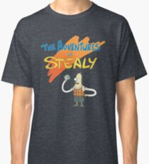 Adventures Of Stealy Classic T-Shirt
