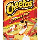 «Cheetos calientes» de adjsr