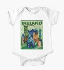 IRELAND : Vintage Travel Advertising Print Kids Clothes
