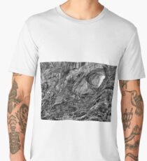 Travel West - Utah Men's Premium T-Shirt