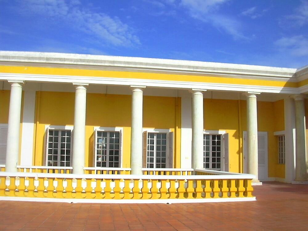 pillars by pugazhraj