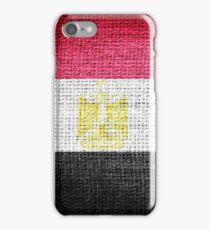 Egypt Flag iPhone Case/Skin