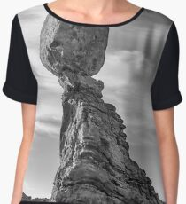 Travel West - Utah Women's Chiffon Top