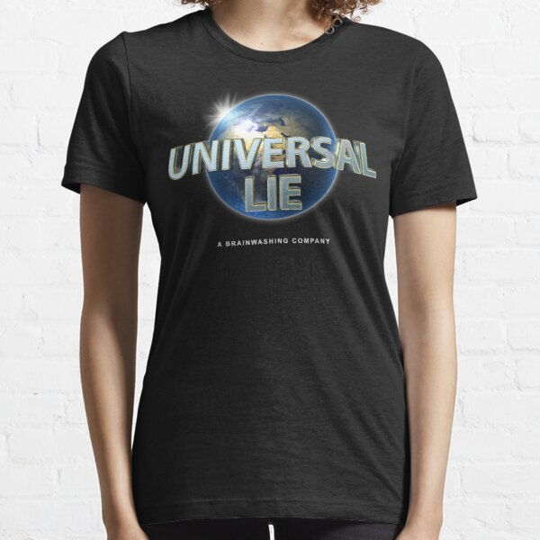 Flat Earth - Universal Lie Essential T-Shirt
