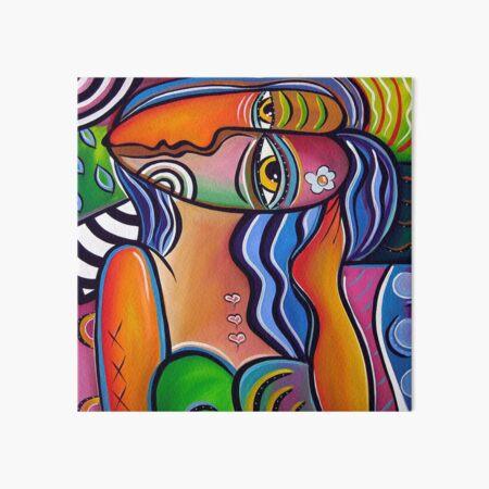 Pablo Picasso Art Board Print