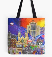 Downtown Roanoke by Brook Ludy Tote Bag
