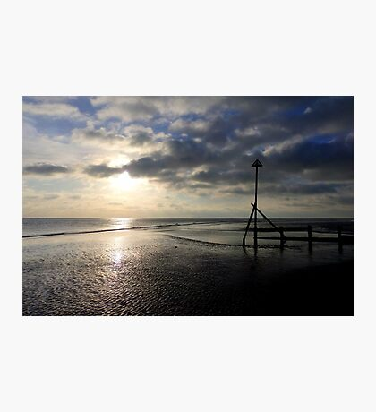 Selsey Bill Photographic Print
