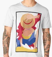 MONKEY D. LUFFY ONE PIECE Men's Premium T-Shirt