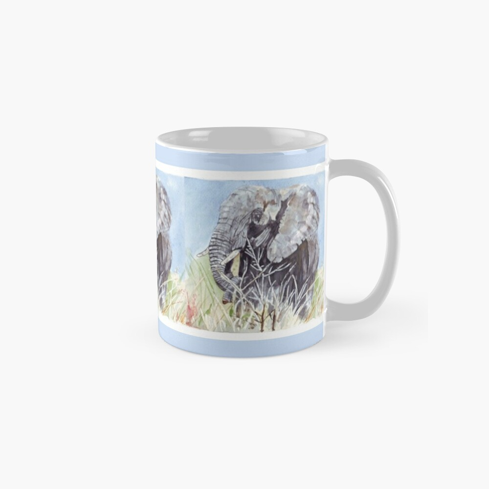 'Time to Retreat' - The Painting Mugs