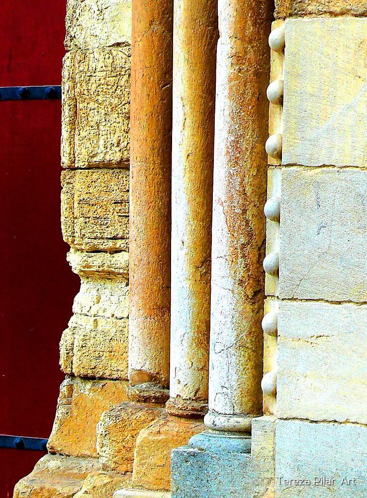Igreja de Sta. Maria do Olival. Tomar by terezadelpilar ~ art & architecture