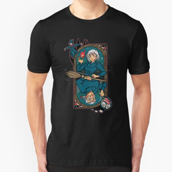 A Heart is a Heavy Burden Slim Fit T-Shirt