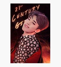 21st Century Girls Jimin Photographic Print