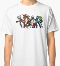 Persona 4 TWEWY style Classic T-Shirt