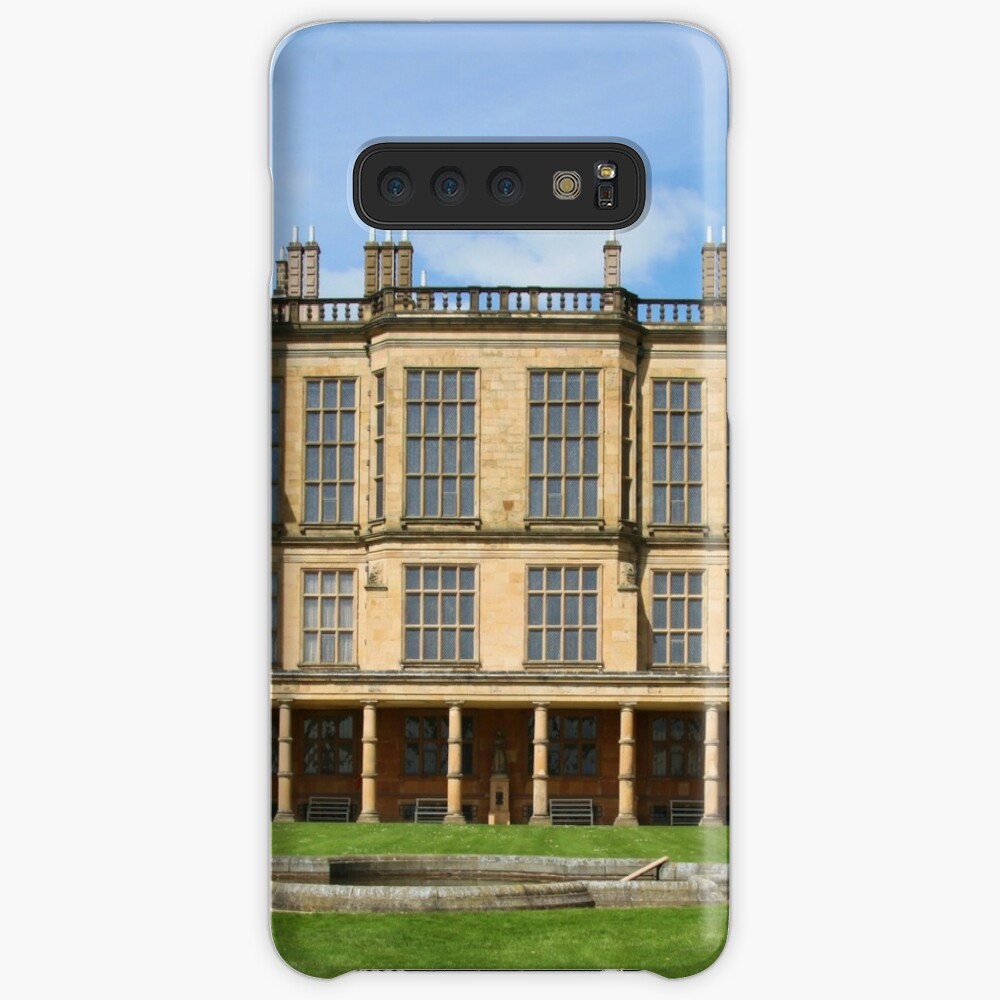 Hardwick Hall, East Elevation. Case & Skin for Samsung Galaxy