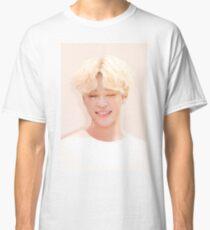 Camiseta clásica 131017 ¡Feliz día de Jimin!