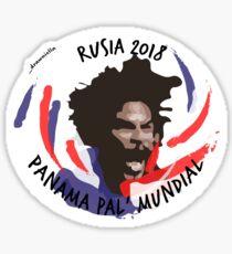 PANAMA PAL' MUNDIAL Sticker