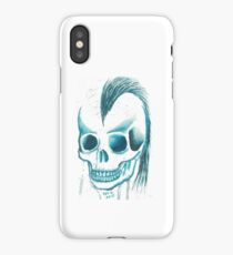 Punk Skull iPhone Case/Skin