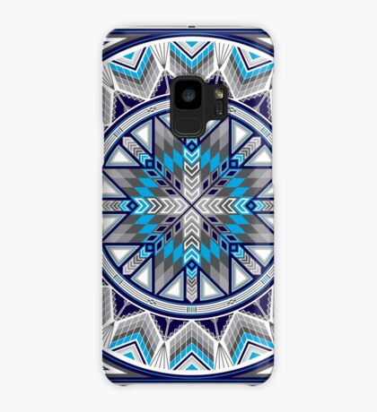 Sacred Places Blue  Case/Skin for Samsung Galaxy