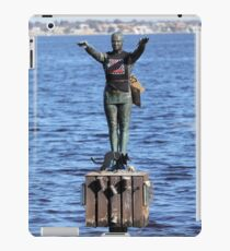 Great morning for a swim iPad Case/Skin