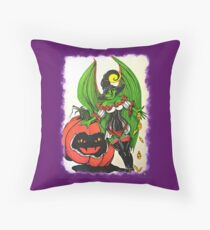 Halloween Fairy Floor Pillow