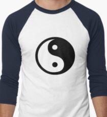 yinyang Men's Baseball ¾ T-Shirt