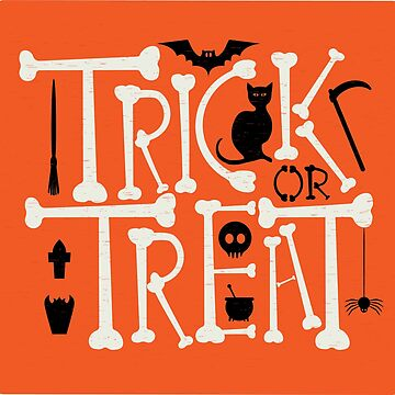Trick Or Treat Halloween by monawerks