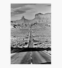 Travel West - Utah Photographic Print