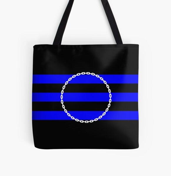 Slave Pride Flag All Over Print Tote Bag