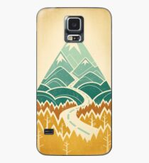 The Road Goes Ever On: Autumn Case/Skin for Samsung Galaxy