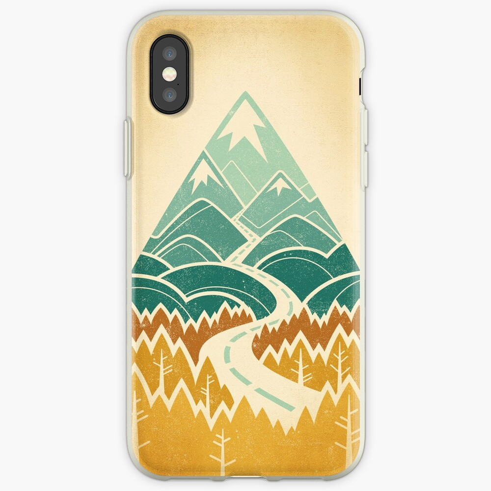 The Road Goes Ever On: Autumn iPhone Cases & Covers