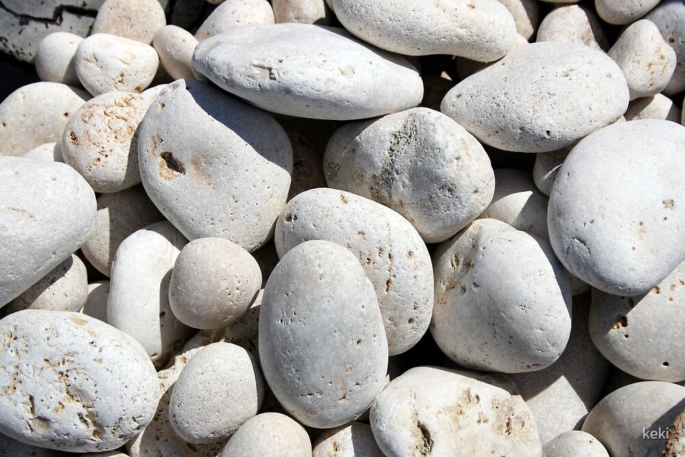 pebbles by keki