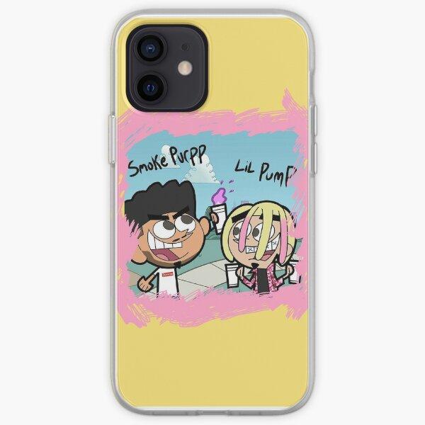 Lil Pump + Smoke Purpp Phone Case iPhone Soft Case