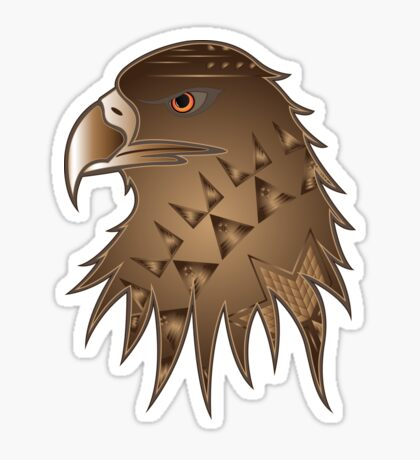 Eagle Nation Sticker