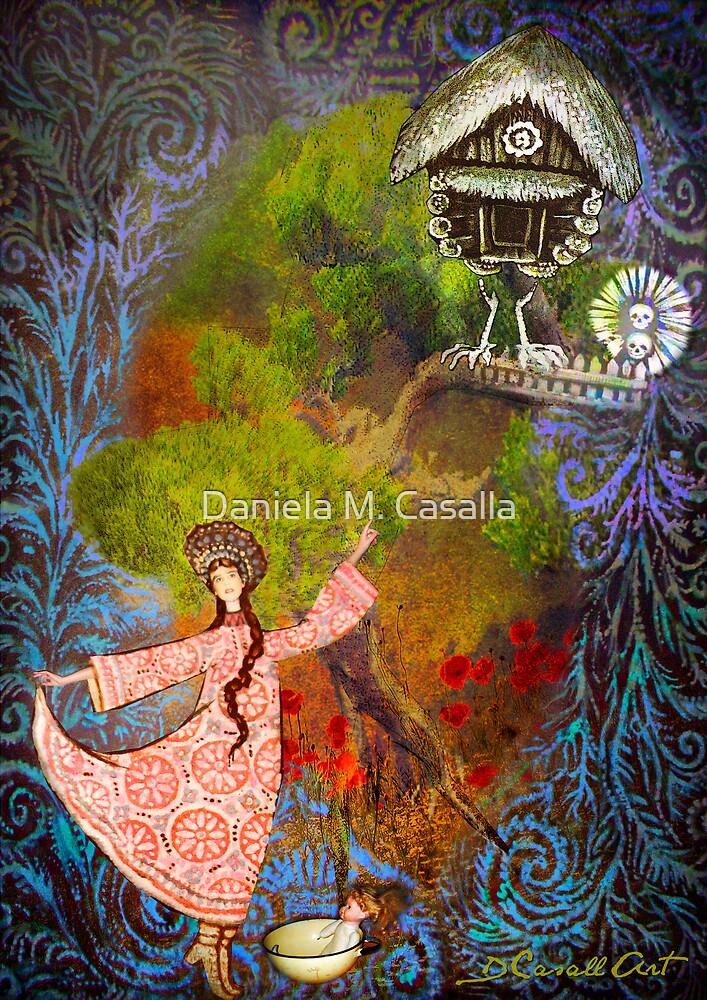 Self-Basilisa by Daniela M. Casalla