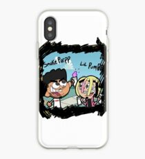 Lil Pump + Smoke Purpp Phone Case iPhone Case