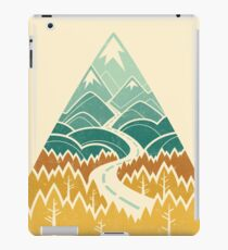 The Road Goes Ever On: Autumn iPad Case/Skin