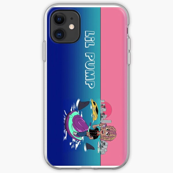 Lil Pump Self Titled Phone Case iPhone Soft Case