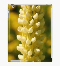 Yellow Lupin iPad Case/Skin