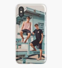 beach sunshine iPhone Case/Skin