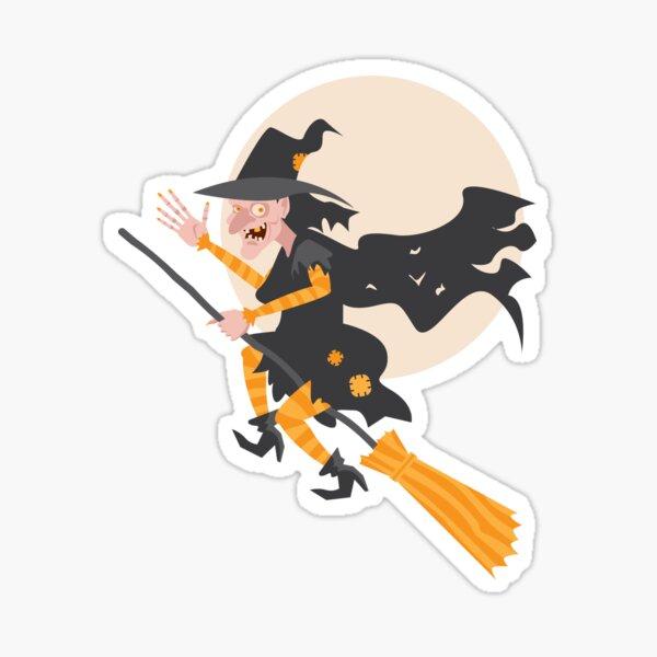 Which Witch? Sticker